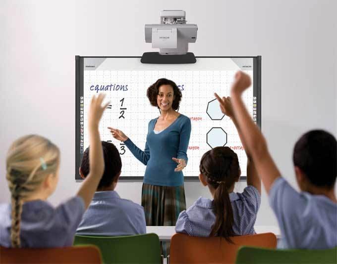 Las Pizarras Digitales Interactivas de ExpoRed pueden ayudarte a generar espacios de aprendizaje y construcción de manera interactiva